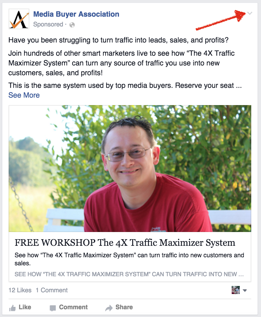 facebook ads charles kirkland post